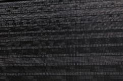 Numeración de imágenes de fondo abstractas en color de tono blanco y negro imágenes de archivo libres de regalías