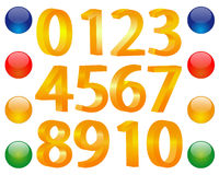 Numeral Stock Image