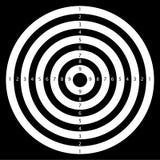 numeral mål Arkivfoton