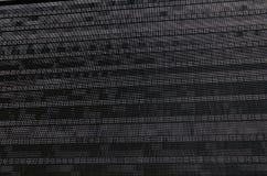 Numerando imagens de fundo abstratas na cor de tom preto e branco imagens de stock royalty free