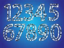 Numerary - disco style Stock Image