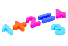 Numeration Stock Photo