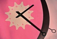 Numeri di orologio Immagini Stock