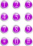 Numeri. [Vettore] Fotografia Stock