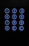 Numeric Keypad Stock Photography