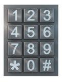 Numeric pad Stock Image