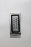 Numeric Pad Electronic Lock Stock Photography