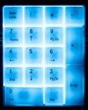 Numeric pad keyboard Royalty Free Stock Image