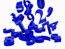 Numerical Stock Images