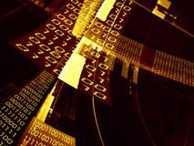 Numerische Landschaft Stockfotografie