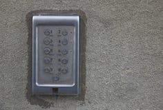 Numerischer Tastaturblock lizenzfreies stockbild