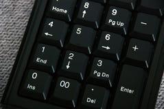 numeriskt tangentbord Arkivbilder