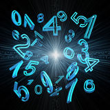Numerology Royalty Free Stock Photo