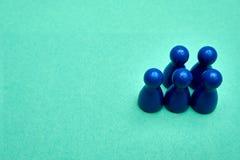 Numerowy pojęcie Może używać dla usposobienia wyliczać w prezentaci Pięć, 5 - Zdjęcie Royalty Free