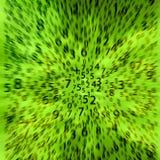 numerowy vortex zdjęcia royalty free