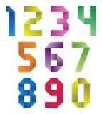 Nummer Arkivbild