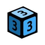 nummer vektor illustrationer