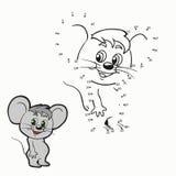 Nummerlek (musen) Royaltyfri Bild