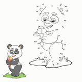 Nummerlek (pandan) Royaltyfria Foton