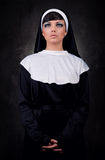 Nun Stock Photography