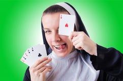 Nun Royalty Free Stock Photography