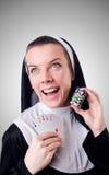 Nun Royalty Free Stock Photos