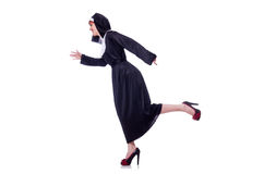 Nun Royalty Free Stock Photos