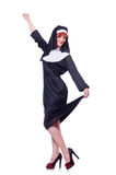Nun Royalty Free Stock Photo
