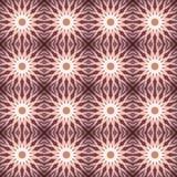 Nunarctonmodus: Geometrisch Vectorart octagonal design royalty-vrije illustratie