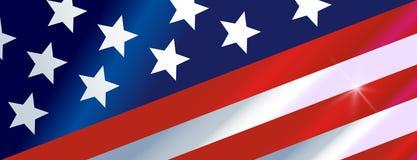Nunca olvidaremos 9 bandera 11 ilustración del vector