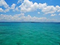 Nungvi plaża Zanzibar Tanzania obraz royalty free