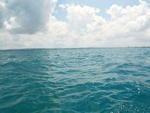 Nungvi plaża Zanzibar Tanzania obrazy stock