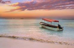 Nungwi Zanzibar Στοκ Εικόνα
