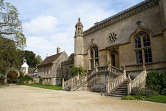 The Nunnery of the Augustinian order in England Royalty Free Stock Photos