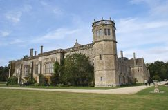 The nunnery of the Augustinian order in England Royalty Free Stock Photography