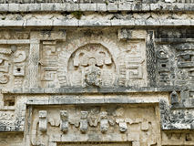 The Nunnery, Chichen Itza Royalty Free Stock Photos