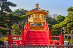 Nunnery del Lin di 'chi', Hong Kong Immagini Stock Libere da Diritti
