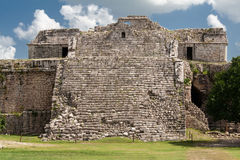 The Nunnery Temple Chichen Itza Mexico Royalty Free Stock Photos