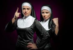 Nunnor Arkivbilder