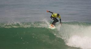 Nuno Silva (PRT) in ASP World Qualifier Stock Photos