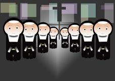 Nuns Stock Photo