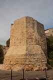Nuns Tower (Tour des Mourgues, XIV c.) in Arles, France Royalty Free Stock Photo