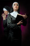 Nuns Royalty Free Stock Photography