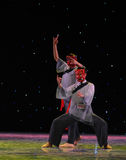The Nuo-The exorcism dance Stock Images