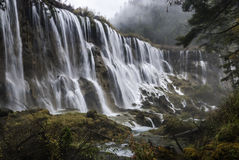 Nuo Ri Lang Waterfall Royalty Free Stock Photo