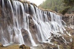 Nuorilang waterfalls Stock Photo