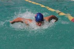 Nuotata Fotografia Stock Libera da Diritti