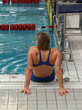 Nuotatore Fotografie Stock