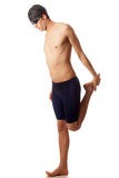 Nuotatore Immagini Stock