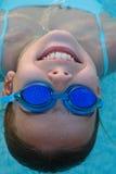 Nuotatore Fotografia Stock
